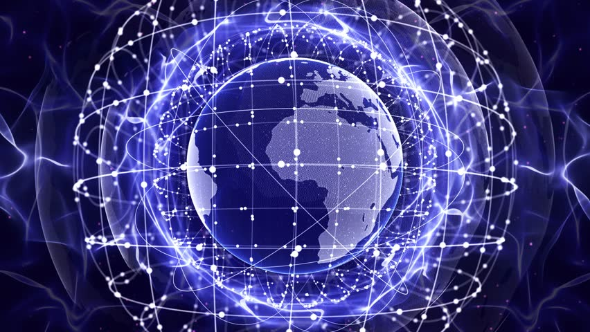 Earth, Connection Network Concept, Loop, 4k  | Shutterstock HD Video #14939029