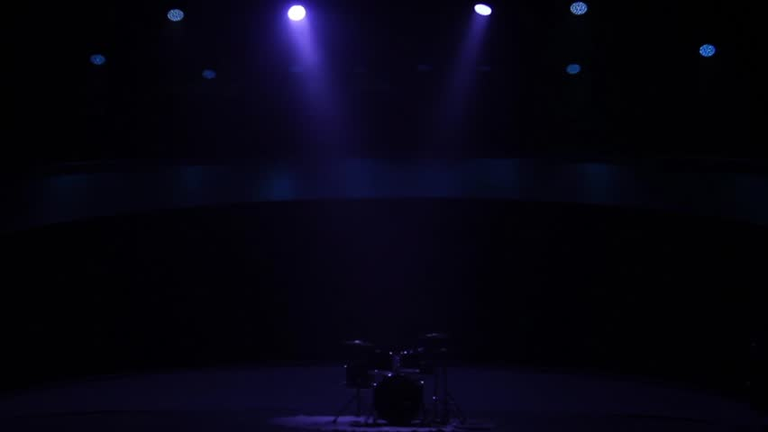 Stage Lights Scene for different projects and events!!!   Shutterstock HD Video #14972152