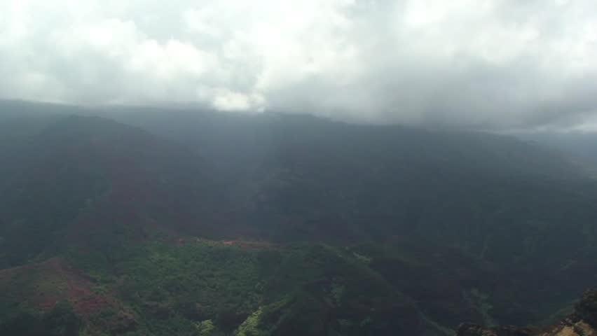 Hawaiian Canyon | Shutterstock HD Video #14974333
