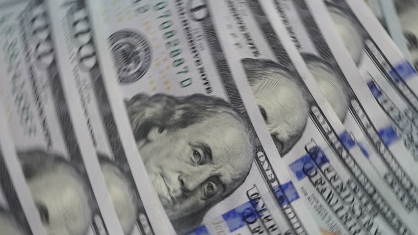 US Dollars Money Background Motion | Shutterstock HD Video #14993911