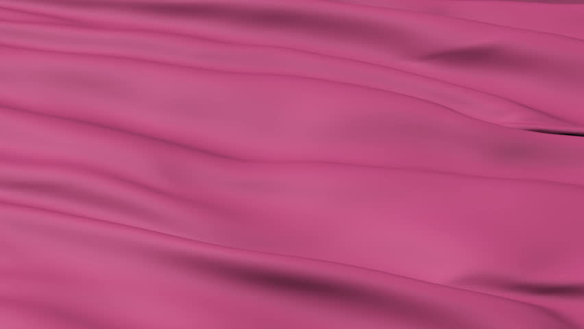 A background texture of hot pink fabric textile,seamless looping