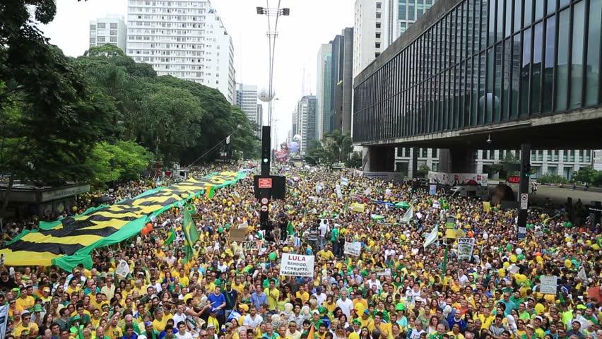 Sao Paulo, Brazil - March Stock Footage Video (100% Royalty-Free) 15234976   Shutterstock