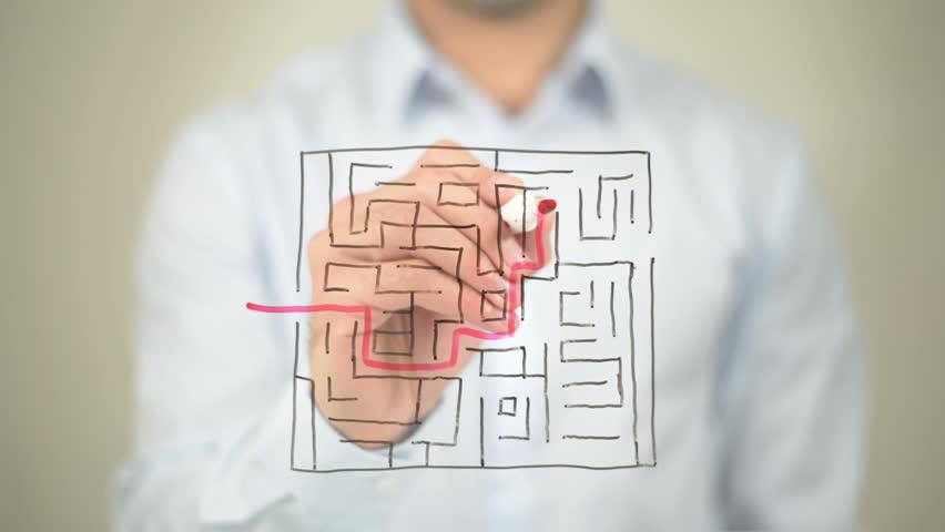 Solving a Business Maze