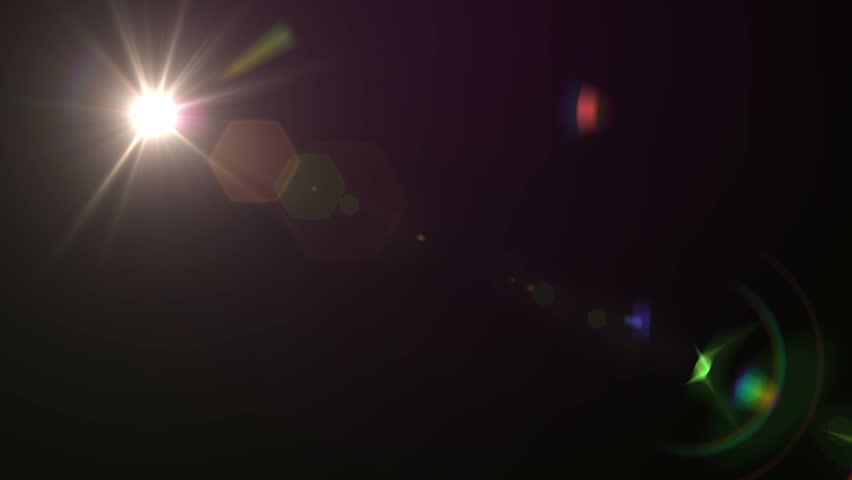 Lens flare effect | Shutterstock HD Video #15248950