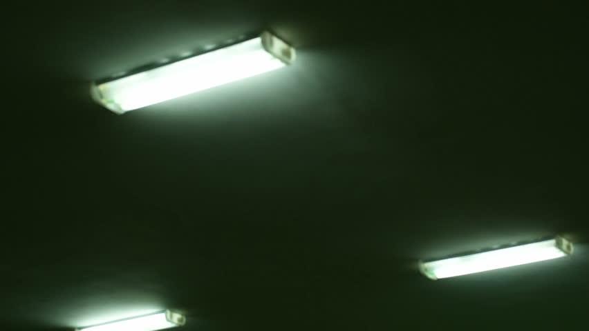 Turning lights in room