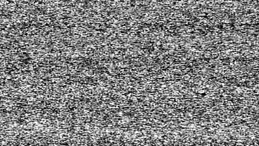 Tv snow static noise black and white  | Shutterstock HD Video #15355810
