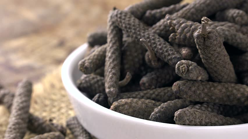 Long Pepper as seamless loopable 4K UHD footage | Shutterstock HD Video #15364783