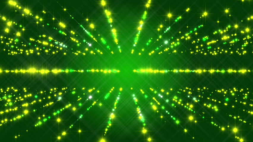 Green abstract background, flashing light, loop | Shutterstock HD Video #15367486