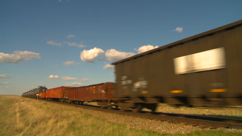 freight train pan