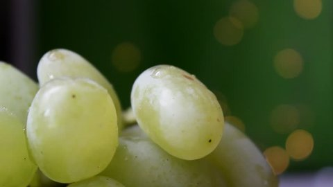 Closeup Grape In Kitchen Stock Footage Video 100 Royalty Free 15442429 Shutterstock