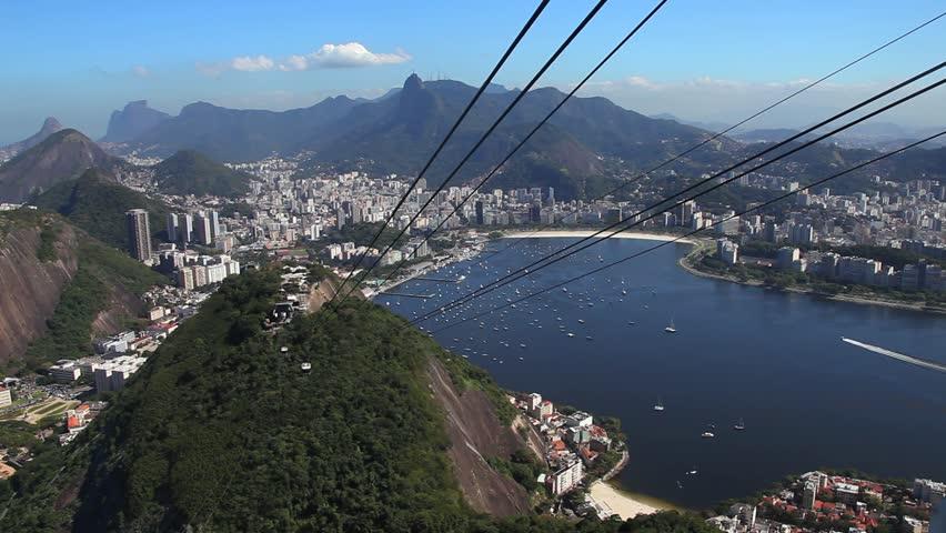 Sugar Loaf cable car, Rio de Janeiro