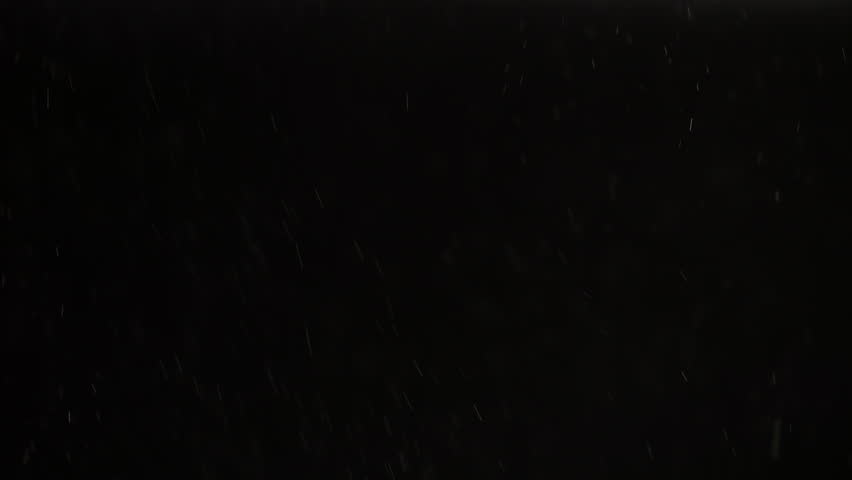 Small particles like dust and smoke impact and flow from above over black background slow motion, 180fps prores footage | Shutterstock HD Video #15484933