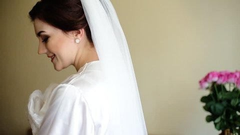 Muslim Mother Help Her Young Stock Footage Video 100 Royalty Free 1029243461 Shutterstock,Davids Bridal Curvy Flattering Plus Size Wedding Dresses