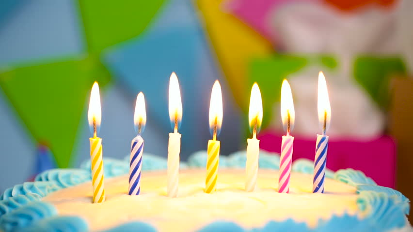 Peachy Simple White Birthday Cake With Stock Footage Video 100 Royalty Personalised Birthday Cards Veneteletsinfo