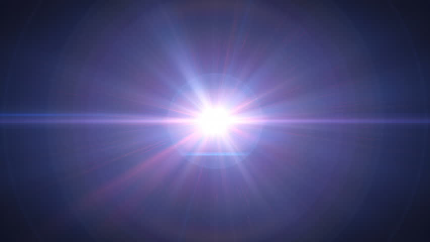 4k Bright Lens Flare flashes for transitions, titles and overlaying.