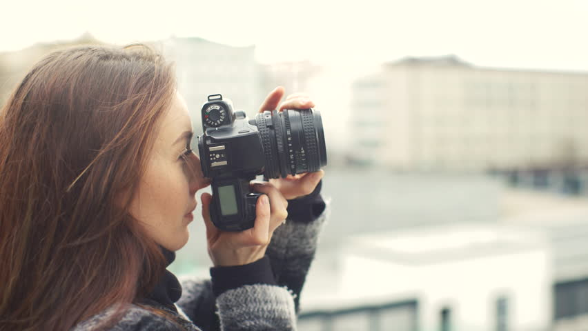 Beautiful Young Female Photographer Taking Stock Footage Video 100 Royalty Free 15900997 Shutterstock Taking photos of children is fun but challenging. beautiful young female photographer taking stock footage video 100 royalty free 15900997 shutterstock