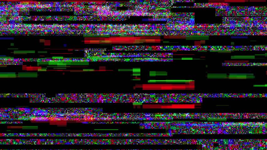 Noise Glitch Video Damage  | Shutterstock HD Video #15932098