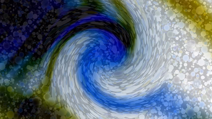 swirl particle and cyclones shaped stargate tunnel hole in universe,unlimited Taichi cosmos.