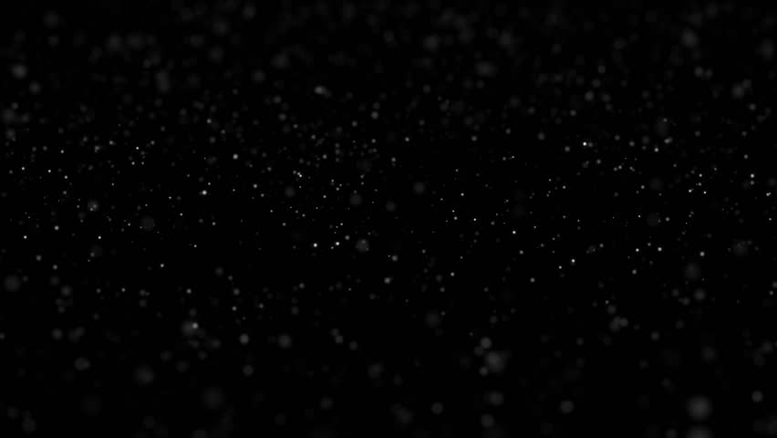 loopable abstract background made of moving blinking particles  #16094050