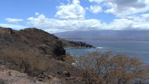 October 2011 - Hawaii - Distant view of Haleakala
