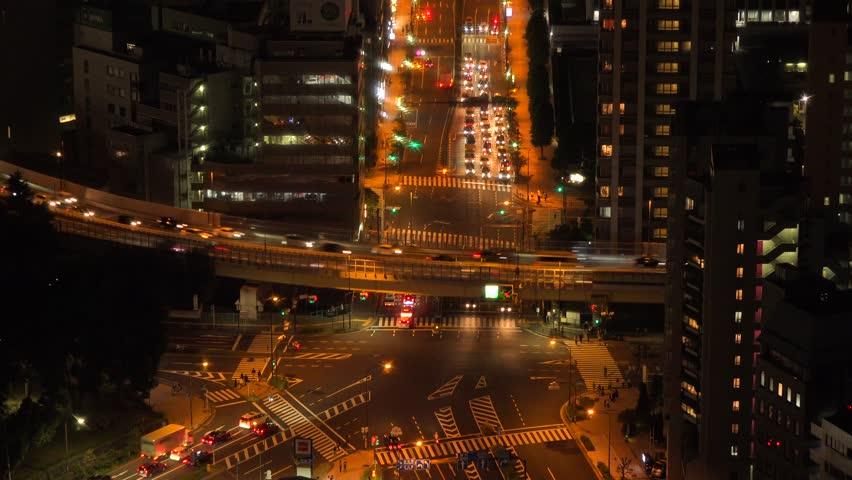 Metropolis,tokyo,japan | Shutterstock HD Video #16180558