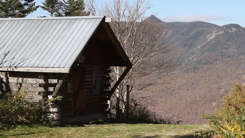 Mountain Cabin Stock Footage Video 100 Royalty Free 16283269 Shutterstock