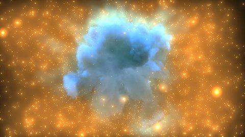 Nebula Fly Through