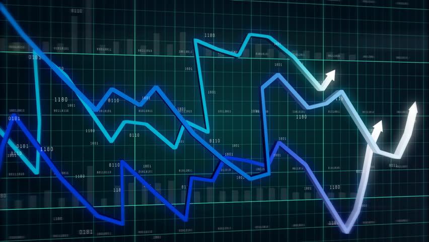 Bar graph. | Shutterstock HD Video #16431229