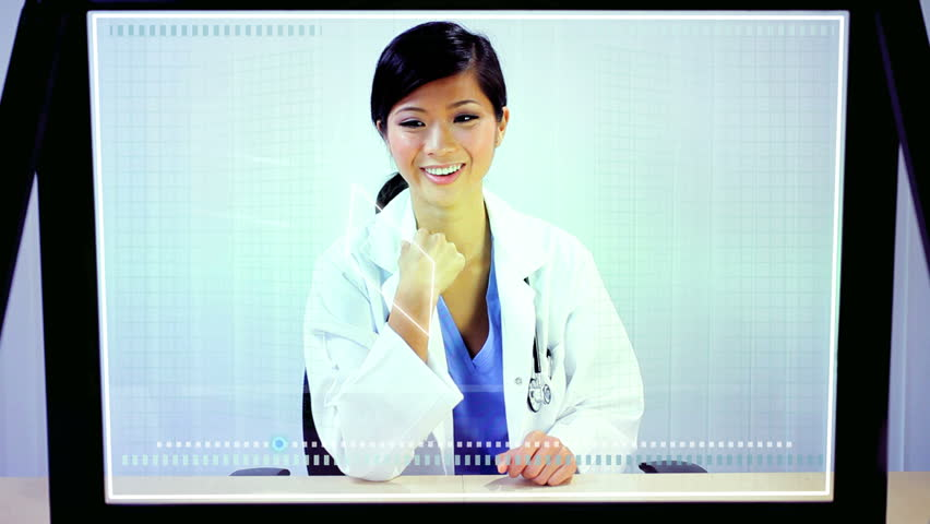 Future Medical Research Touchscreen Technology