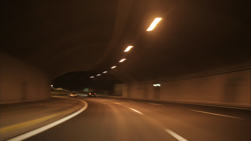 POV time-lapse of a car driving on a road. - Time-Lapse - 1920x1080 - Full HD