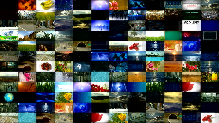 Multi Screen Videos for the Stock Footage Video (100% Royalty-free) 1653088  | Shutterstock
