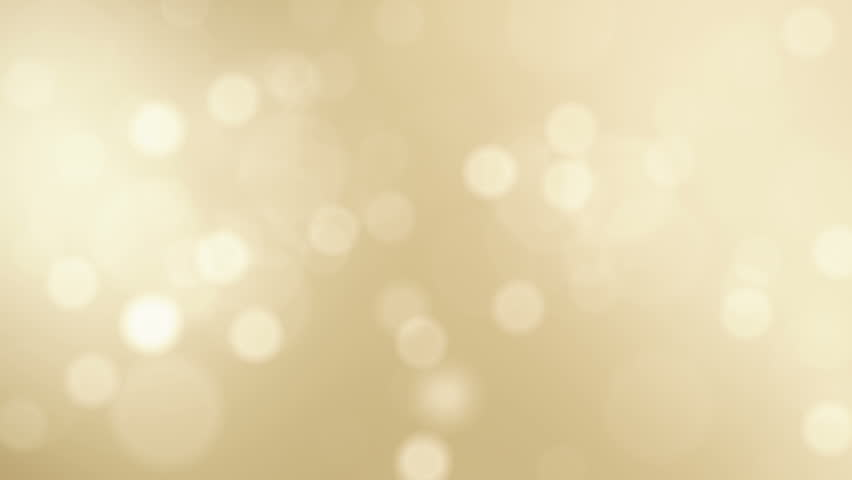 blured gold lights and sparcles - loopable backgrounds