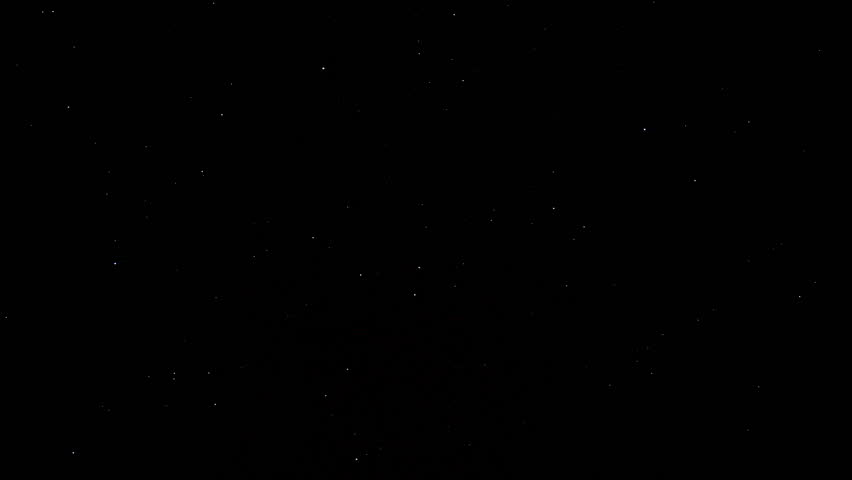 Moving stars in dark sky   Shutterstock HD Video #16582501