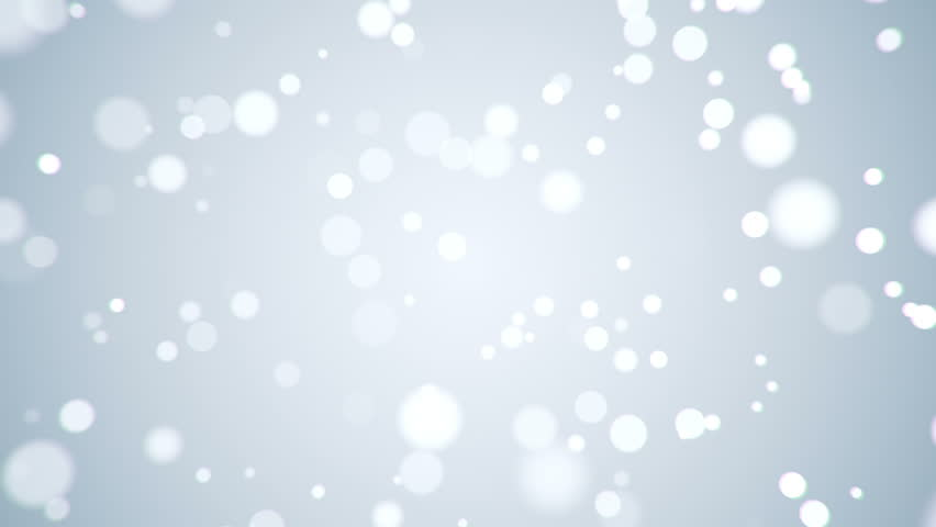 Abstract background with beautiful flickering particles. Underwater bubbles in flow. Animation of seamless loop. #16703071