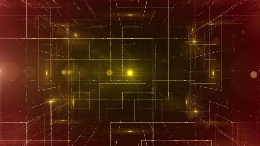 Digital data  technology numbers backgorund LOOP   Shutterstock HD Video #16761475