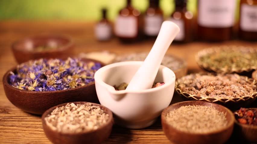 Natural remedy  | Shutterstock HD Video #16797154