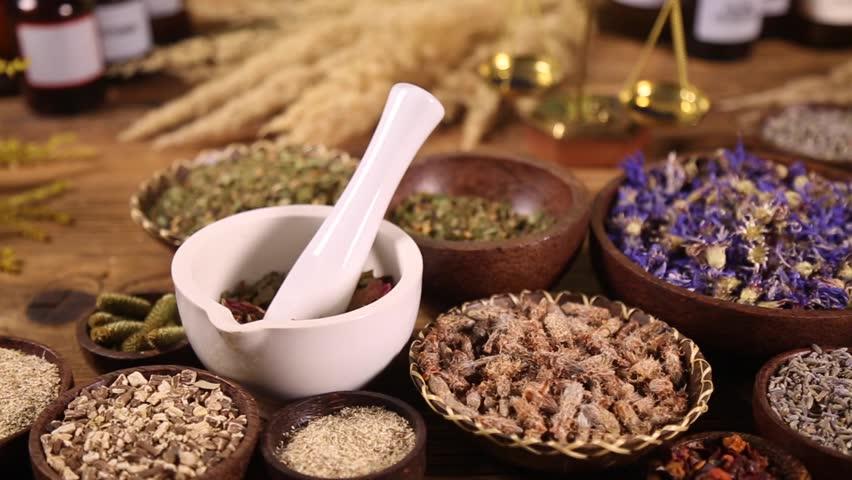 Natural medicine | Shutterstock HD Video #16800403