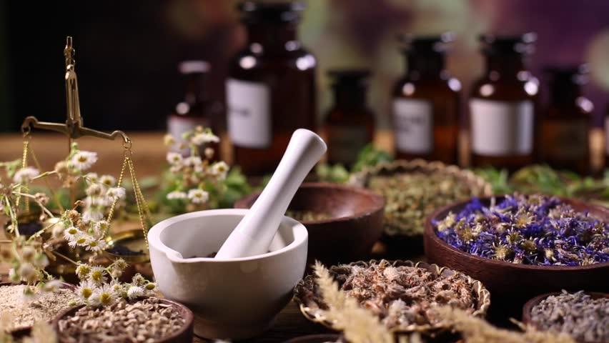 Natural medicine | Shutterstock HD Video #16800430