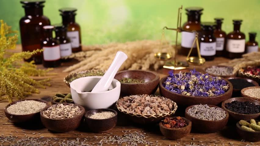 Herbal medicine  | Shutterstock HD Video #16801147