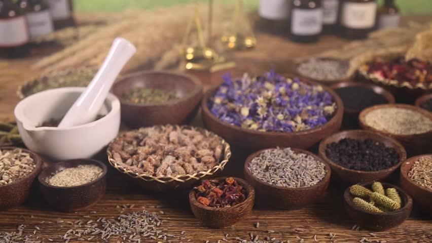 Natural remedy   Shutterstock HD Video #16802767