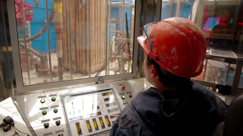 Oil Drilling Rig remote control #16858885