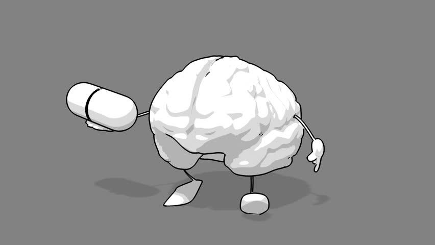 Brain   Shutterstock HD Video #16871335