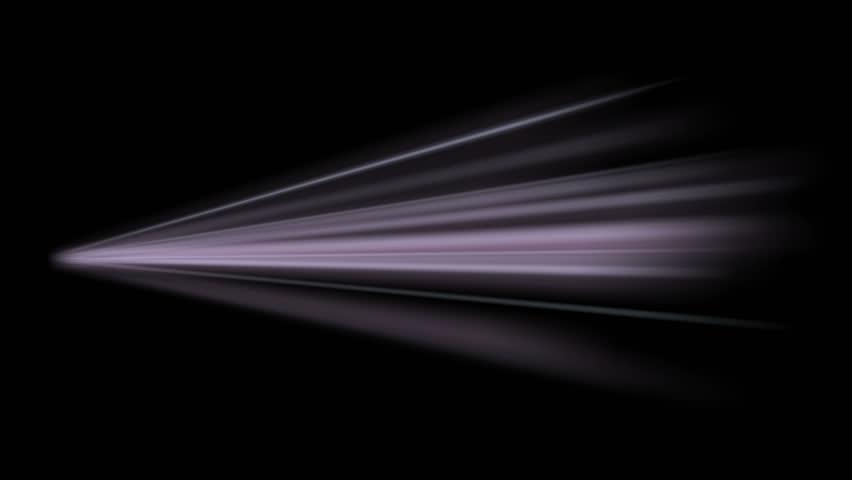 4k Abstract Rays Light Art Video De
