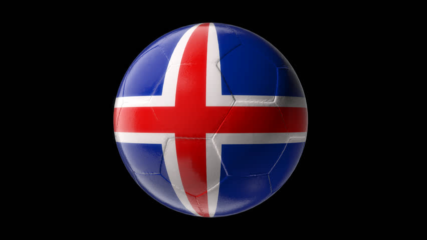 Iceland Soccer ball | Shutterstock HD Video #17193553