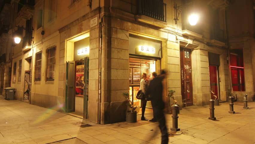 Bar Pub Corner #17285785