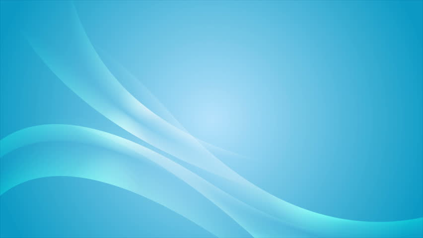 Abstract blue wavy motion design background. Video animation Ultra HD 4K 3840x2160 #17322139