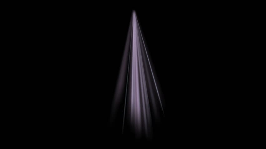 Abstract Rays Light Art Stock Footage