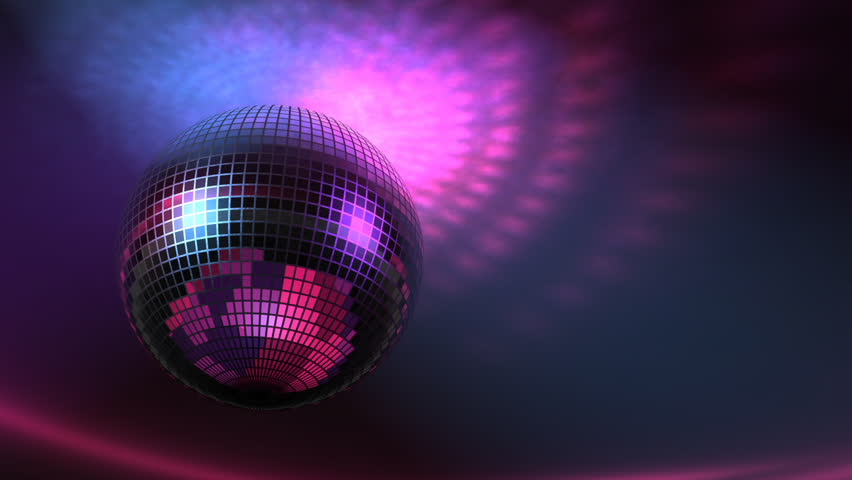 Funky Disco Ball Fast Loopable   Shutterstock HD Video #1738465