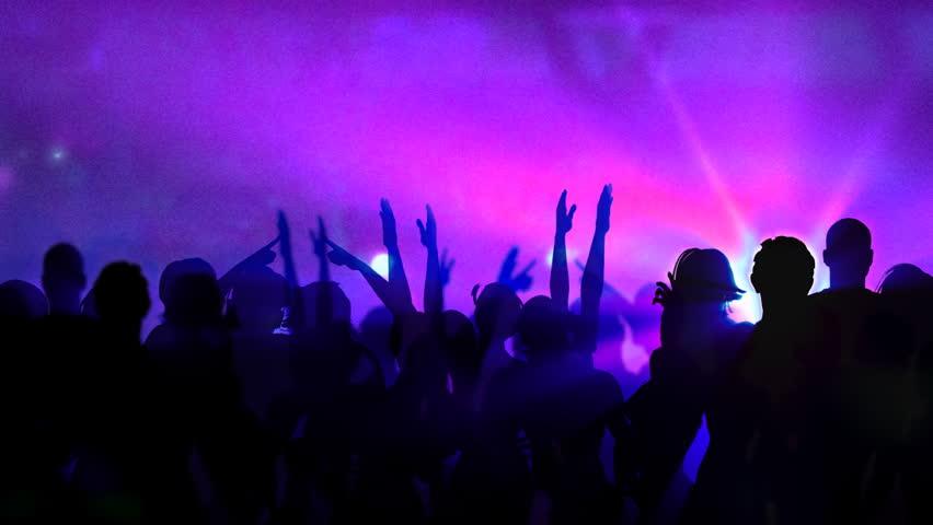 Dancers at Club | Shutterstock HD Video #1739485