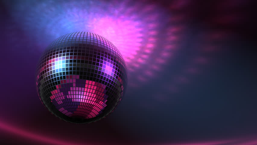 Funky Disco Ball Fast Loopable #1740067